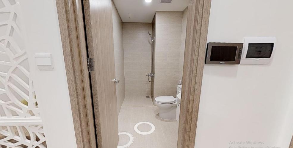 Phòng ngủ căn hộ Vinhomes Grand Park Bán căn hộ tầng thấp Vinhomes Grand Park, thiết kế hiện đại, tiện ích bậc nhất, vị trí thuận lợi.