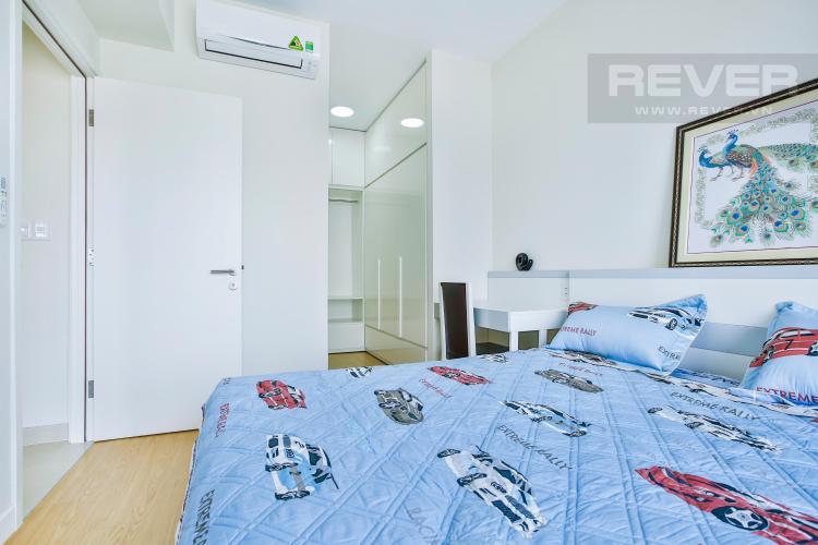 Phòng ngủ chính Căn hộ tầng cao 2 phòng ngủ T4B Masteri Thảo Điền