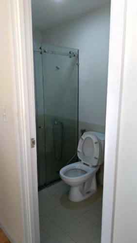 Phòng tắm City Gate, Quận 8 Căn hộ City Gate view thành phố, bàn giao nội thất cơ bản.