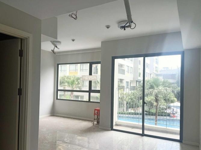 Phòng khách Masteri An Phú, Quận 2 Căn hộ Officetel Masteri An Phú nội thất cơ bản, thoáng mát.