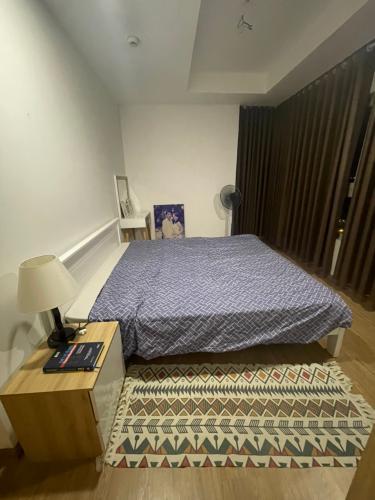 Phòng tắm căn hộ Dragon Hill Căn hộ Dragon Hill 1 tầng trung kèm nội thất đầy đủ tiện nghi.