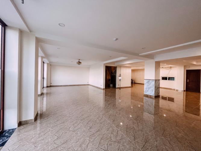 Không gian căn hộ dịch vụ Quận 2 Căn hộ dịch vụ Duplex Quận 2 có ban công, đầy đủ nội thất