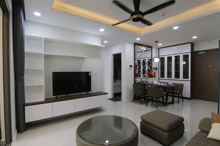 d1328648a5ba43e41aab Bán căn hộ 3 phòng ngủ Masteri Millennium, tầng cao, đầy đủ nội thất, view Bitexco