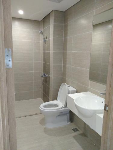 Phòng tắm căn hộ Vinhomes Grand Park Căn hộ tầng cao Vinhomes Grand Park, thiết kế hiện đại