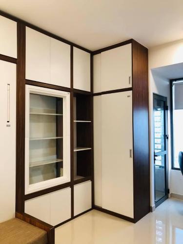 Nội thất Rivergate Residence Căn hộ Rivergate Residence tầng 10, đầy đủ nội thất.