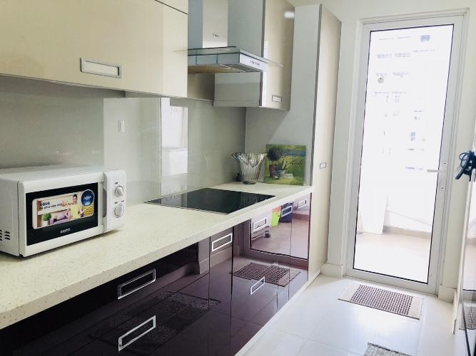 Phòng bếp căn hộ Lexington Residence, Quận 2 Căn hộ tầng 12 Lexington Residence hướng Tây Bắc, đầy đủ nội thất.