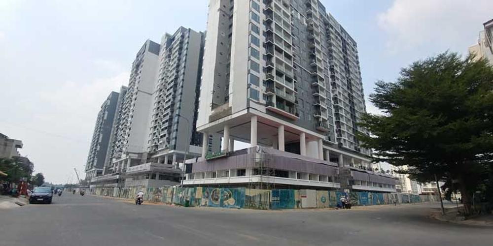 One Verandah Quận 2 Căn hộ One Verahdah view thành phố, nội thất tiện nghi.