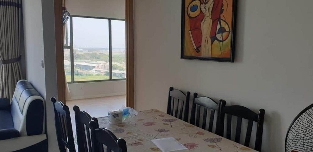 bàn ăn căn hộ An Gia Skyline Căn hộ An Gia Skyline tầm nhìn thoáng hấp thu ánh sáng tự nhiên.