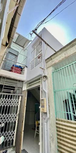 Mặt tiền nhà phố Nguyễn Văn Công, Gò Vấp Nhà phố hướng Đông Bắc, căn ngay góc hẻm 2 mặt tiền.