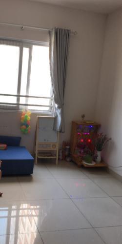 Căn hộ tầng 6 Đạt Gia Residence gồm 3 phòng ngủ, nội thất cơ bản.