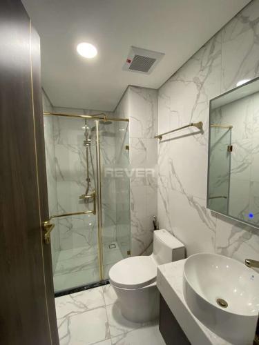 Phòng tắm căn hộ Sunshine City Sài Gòn, Quận 7 Căn hộ tầng 3 Sunshine City Saigon hướng Tây Nam, nội thất cơ bản.