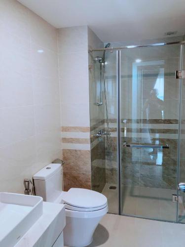 Phòng tắm , Căn hộ Saigon Royal , Quận 4 Căn hộ Saigon Royal tầng thấp hướng cửa Đông Nam, view nội khu yên tĩnh.