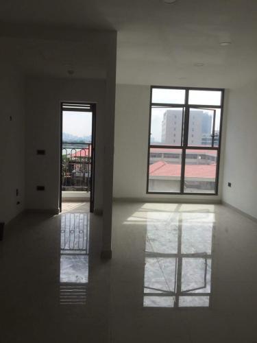 Phòng khách , Căn hộ Saigon Royal , Quận 4 Căn hộ Saigon Royal tầng thấp hướng cửa Đông Nam, view nội khu