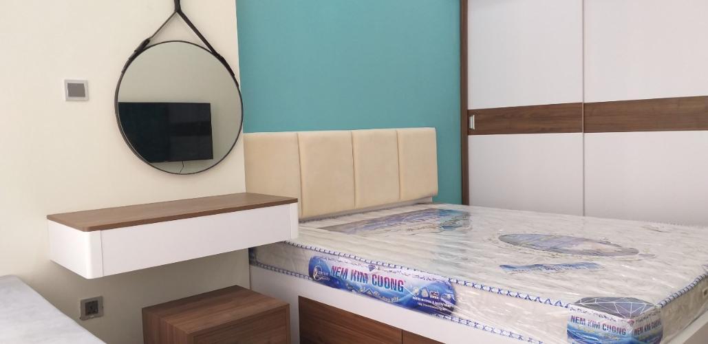 Phòng ngủ Phú Mỹ Hưng Midtown, Quận 7 Căn hộ Phú Mỹ Hưng Midtown ban công hướng Nam, đầy đủ nội thất