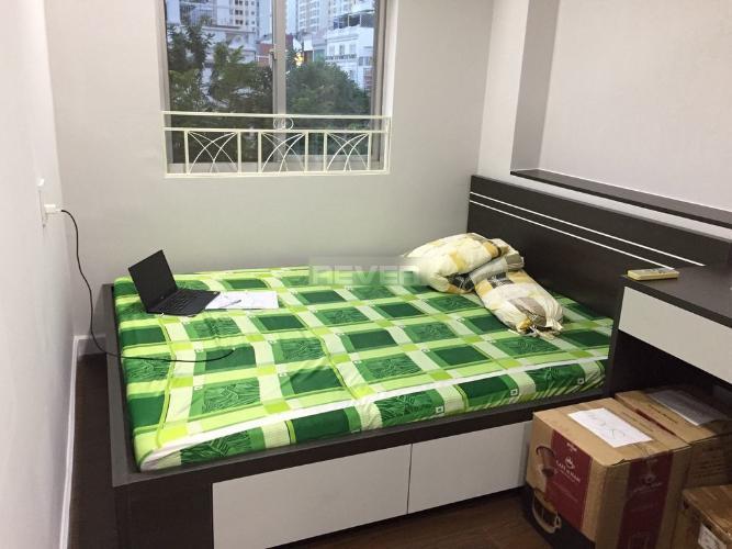Phòng ngủ căn hộ chung cư Hưng Vượng 3 Căn hộ chung cư Hưng Vượng 3 view nội khu yên tĩnh, tầng thấp.