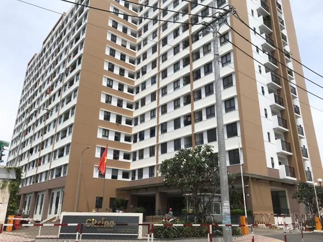 Căn hộ Citrine Apartment, Quận 9 Căn hộ Citrine Apartment tầng 1 tiện di chuyển, tiện ích đầy đủ.