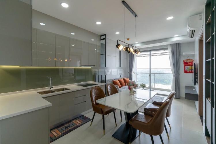 Phòng bếp, Căn hộ River Panorama , Quận 7 Căn hộ tầng cao River Panorama hướng Đông Nam, đầy đủ nội thất.