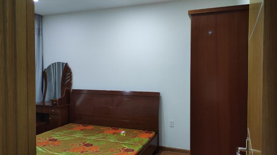 Phòng ngủ Him Lam Chợ Lớn Quận 6 Căn hộ Him Lam Chợ Lớn hướng Đông Nam, đầy đủ nội thất.