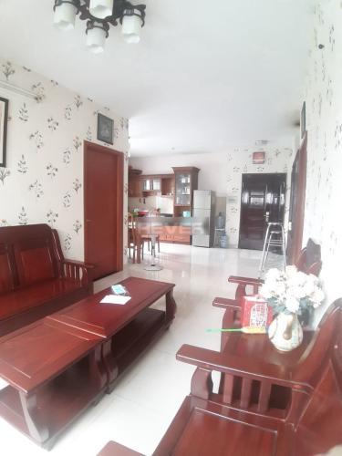 Căn hộ Chung cư An Bình tầng 1 tiện di chuyển, đầy đủ nội thất hiện đại.