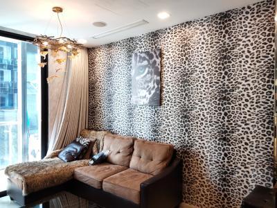 Căn hộ Officetel Vinhomes Golden River nội thất đầy đủ tiện nghi