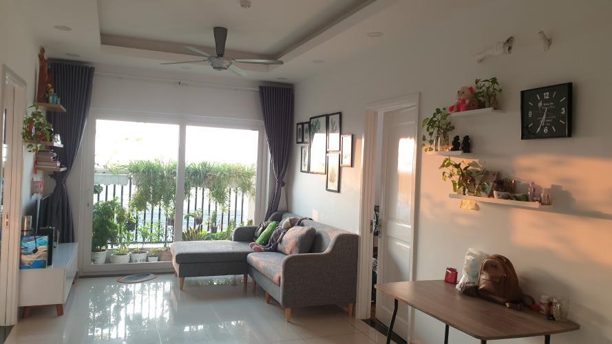 Căn hộ 9 View Apartment cửa hướng Tây Băc, đầy đủ nội thất.
