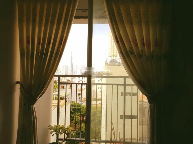 View căn hộ Thủ Thiêm Sky , Quận 2 Căn hộ Thủ Thiêm Sky tầng 6 view thoáng mát, đầy đủ nội thất.