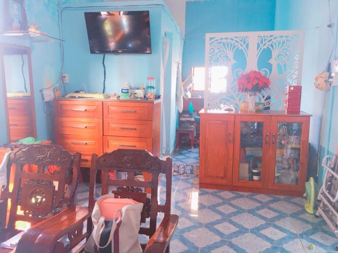 Căn hộ Chung cư Nguyễn Thái Bình tầng 8, nội thất cơ bản.