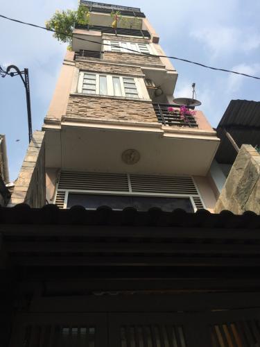 Bán nhà phố hẻm Bến Chương Dương phường cầu kho quận 1, diện tích đất 36.2m2, sổ đỏ đầy đủ