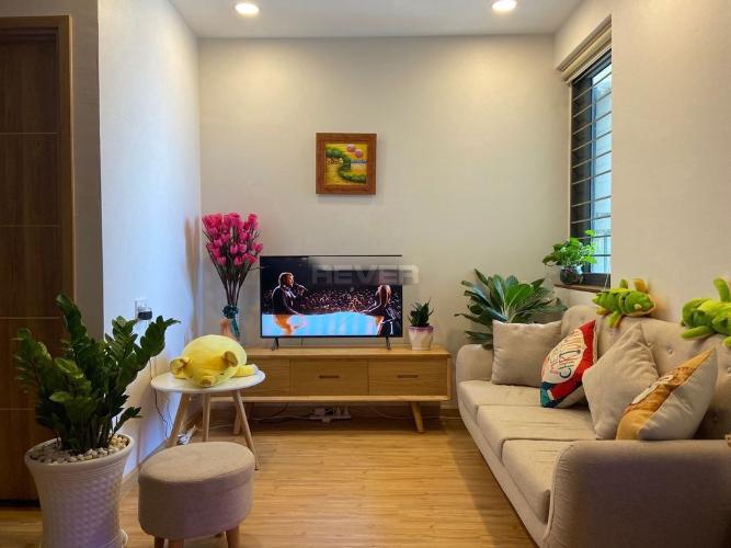 Căn hộ 1 phòng ngủ Saigon Homes cửa hướng Bắc, nội thất cơ bản.