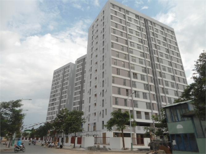 Căn hộ Thủ Thiêm Xanh , Quận 2 Căn hô Thủ Thiêm Xanh tầng 13 view thoáng mát, nội thất cơ bản.