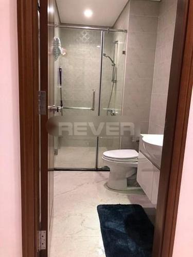 Phòng tắm Vinhomes Central Park Căn hộ Vinhomes Central Park view nội khu, nội thất đầy đủ.
