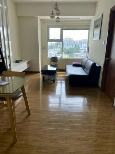 Căn hộ tầng 1 Flora Fuji hướng Tây Bắc view thoáng mát, đầy đủ nội thất.
