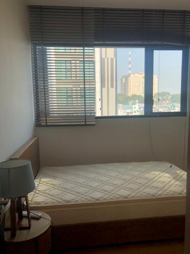 Phòng ngủ căn hộ D1 Mension Căn hộ D1 Mension đầy đủ nội thất tiện nghi, view nội khu yên tĩnh.