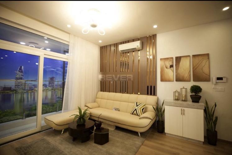 Căn hộ góc tầng 12 The Western Capital nội thất đầy đủ