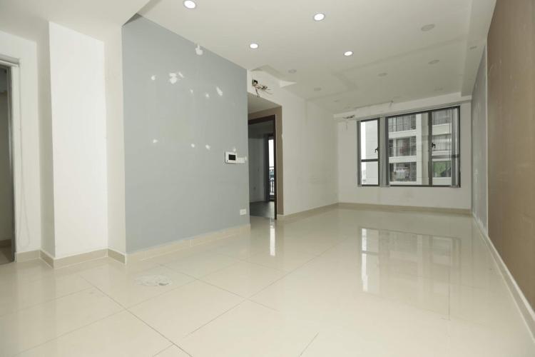 Căn hộ The Tresor tầng 10 view nội khu yên tĩnh, nội thất cơ bản.