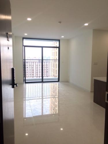 Căn Officetel Central Premium tầng 13, ban công hướng Tây Bắc.
