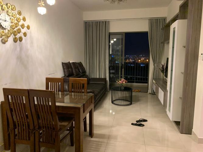 không gian căn hộ The Sun Avenue Căn hộ The Sun Avenue tầng cao, đón view Landmark 81.