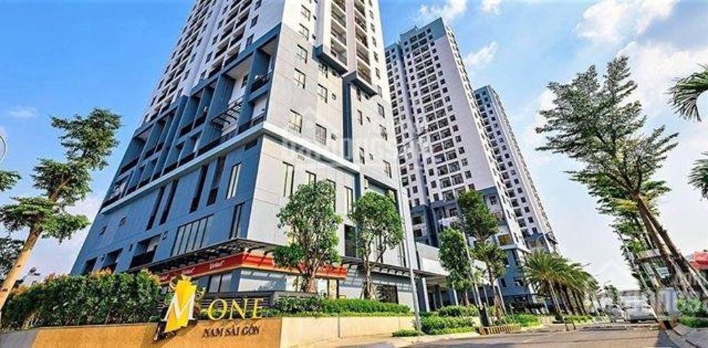 Cho thuê căn hộ 2 phòng ngủ thuộc tầng trung tại dự án M-One Nam Sài Gòn, Quận 7