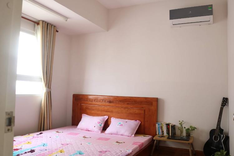 Phòng ngủ EHome 3, Bình Tân Căn hộ EHome 3 tầng trung, đầy đủ nội thất, 2 phòng ngủ.