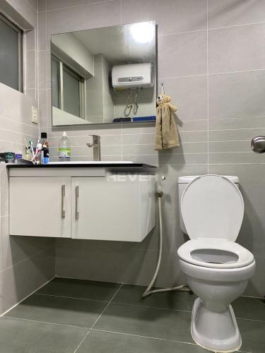 Phòng tắm căn hộ chung cư Hưng Vượng 3 Căn hộ chung cư Hưng Vượng 3 view nội khu yên tĩnh, tầng thấp.