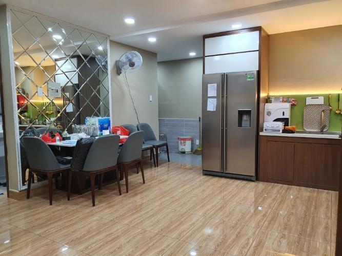 Căn hộ Hoàng Anh Gia Lai 1 tầng 8 view đón gió mát mẻ, đầy đủ nội thất.