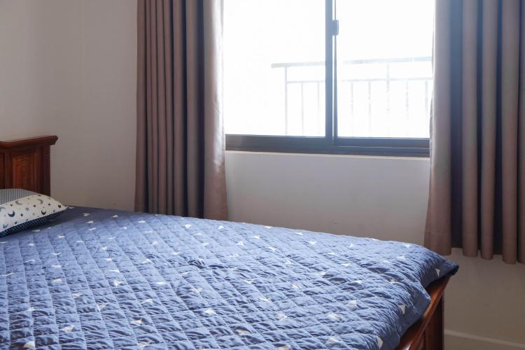 Phòng ngủ Icon 56, Quận 4 Căn hộ Icon 56 tầng cao lộng gió, đón view thoáng mát.