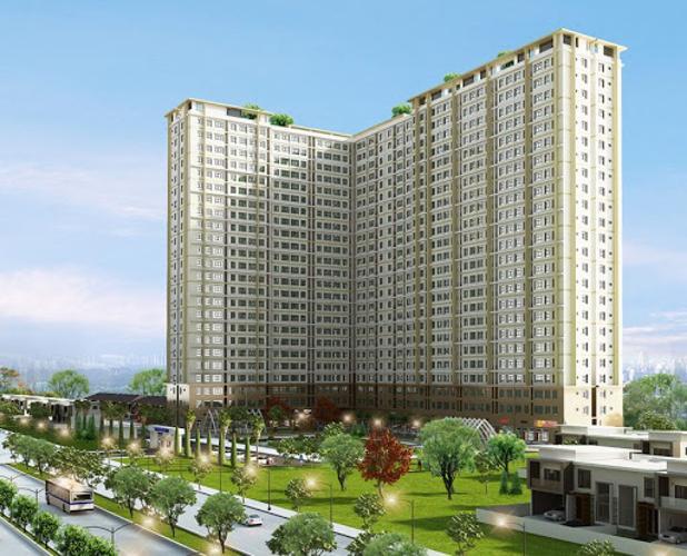 Saigon Gateway, Quận 9 Căn hộ Saigon Gateway tầng trung, view thành phố sầm uất.