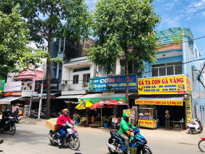 Đường hẻm nhà phố Quận Bình Thạnh Nhà phố mặt tiền đường Bình Lợi diện tích sử dụng 250m2, đầy đủ nội thất.