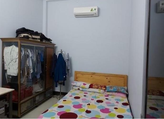 Phòng ngủ nhà phố Quận 12 Nhà phố 1 trệt mặt tiền hẻm xe hơi rộng 5m, cửa chính hướng Đông.