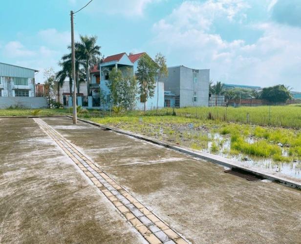 Đất nền tại KDC Vĩnh Lộc hướng Đông, diện tích 82m2 pháp lý đầy đủ.
