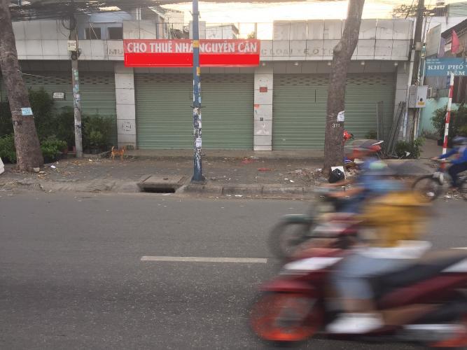 Mặt bằng kinh doanh Trường Chinh, Tân Bình Mặt bằng kinh doanh diện tích 414m2, gần ngã tư Bảy Hiền.