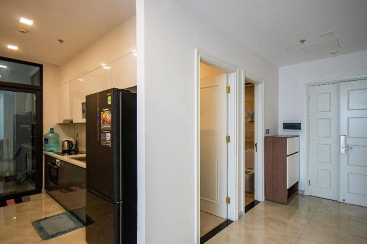 Phòng bếp căn hộ Vinhomes Golden River Căn hộ Vinhomes Golden River view thành phố, nội thất đầy đủ.