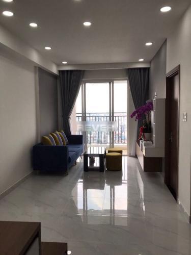 Căn hộ RIchstar tầng 12 đón view thành phố tuyệt đẹp, đầy đủ nội thất.