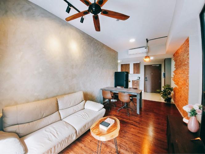Căn hộ tầng 8 Masteri An Phú thiết kế kỹ lưỡng, đầy đủ nội thất.